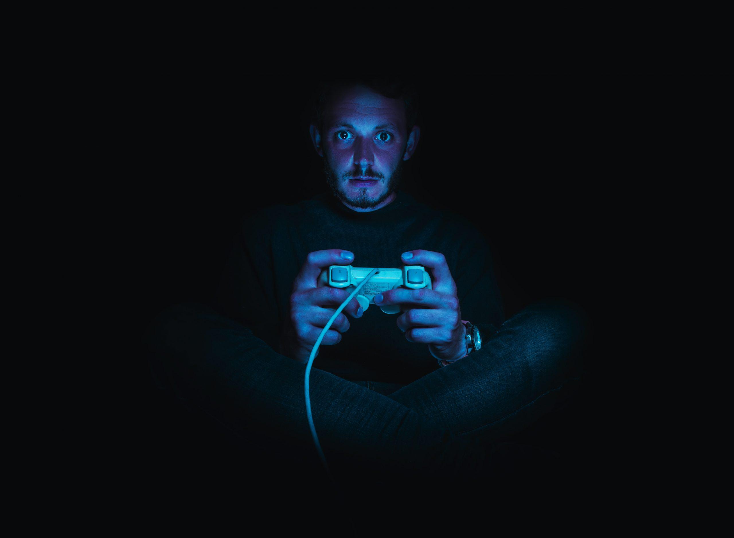 Kompiuterinių žaidimų mėgėjas. Alexander Andrews nuotrauka iš Unsplash.com